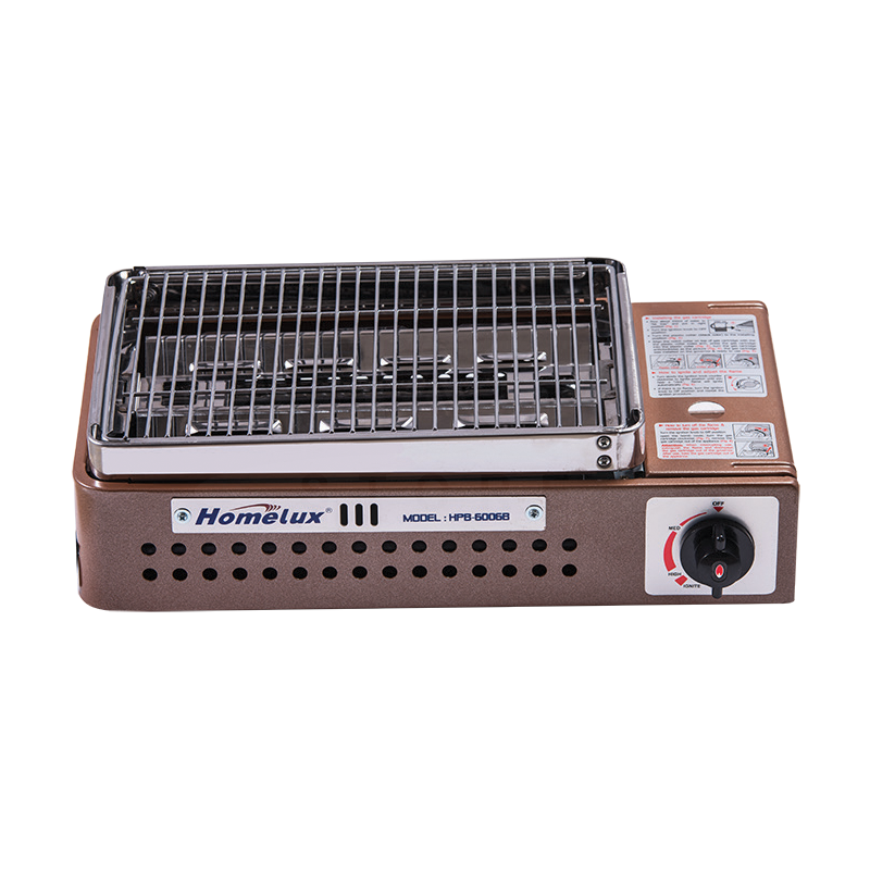 Portable Infrared Cassette Grill