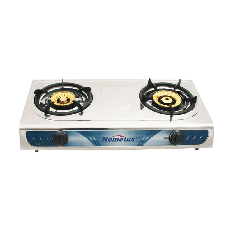 Double Gas Stove Series - HDS-111