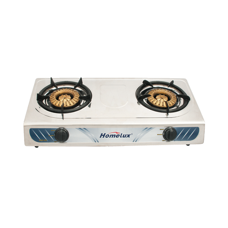Double Gas Stove Series - HDS-222
