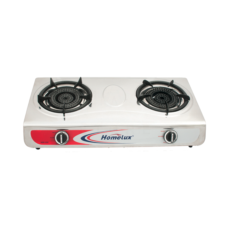 Double Gas Stove Series - HDS-333