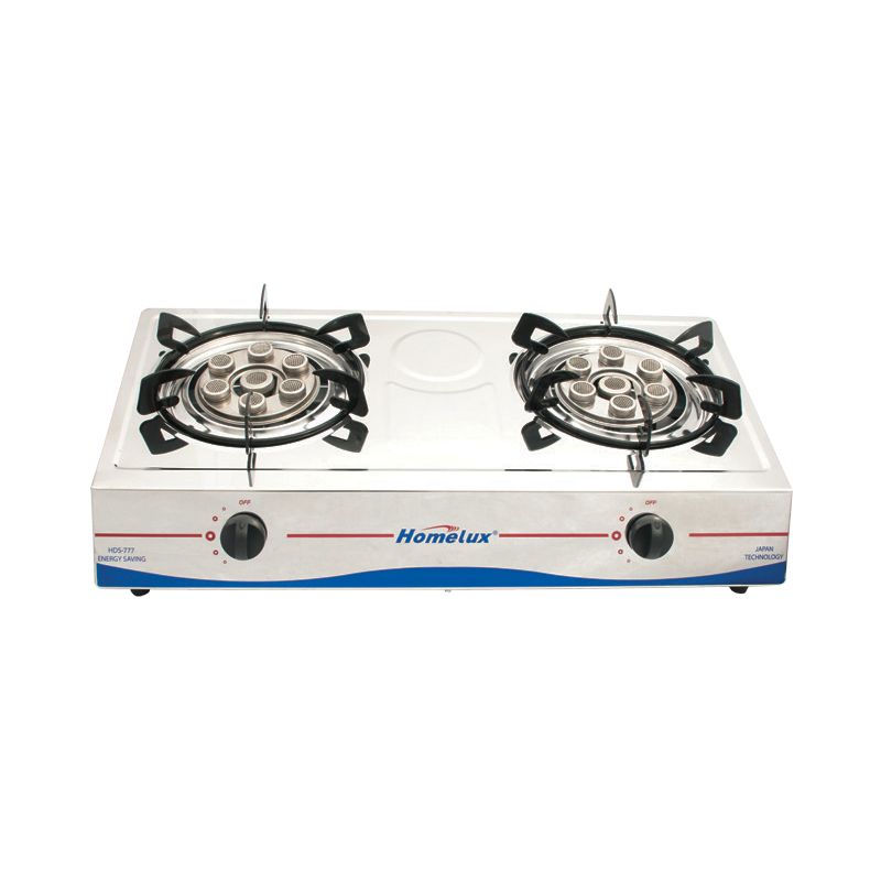 Double Gas Stove Series - HDS-777