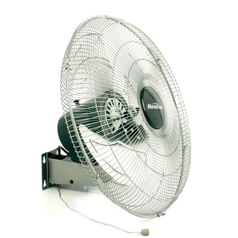 "Homelux 18"" Wall Fan"