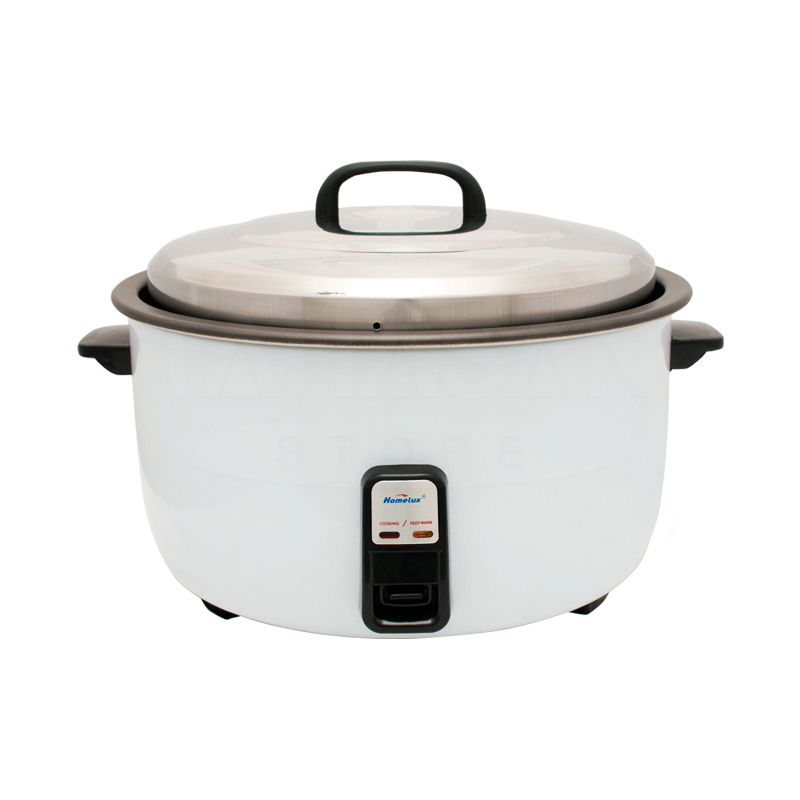 Homelux Electric Rice Cooker : HERC-10