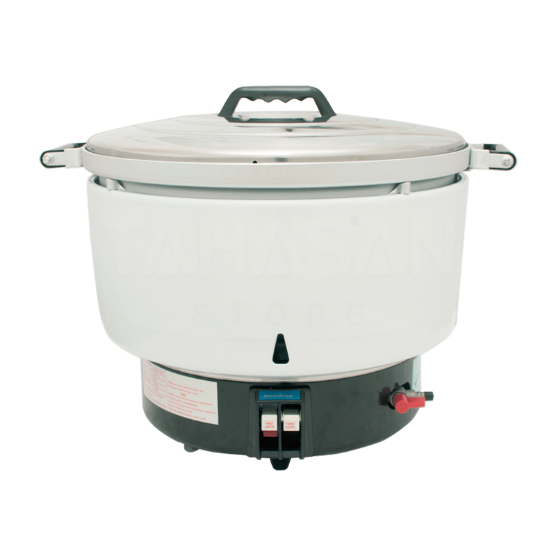 Commercial Gas Rice Cooker: HGRC-15