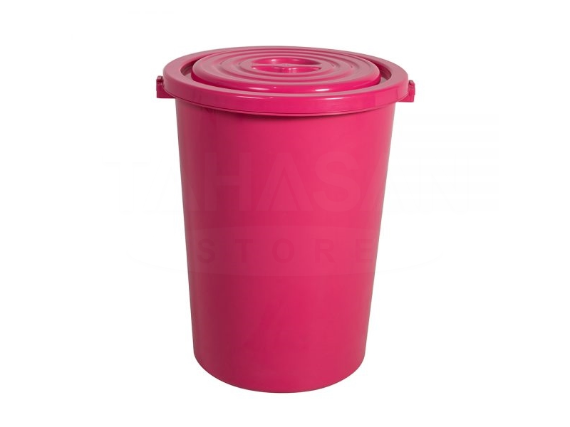 Felton - Heavy Duty Pail w/Cover 32Gal (Color)