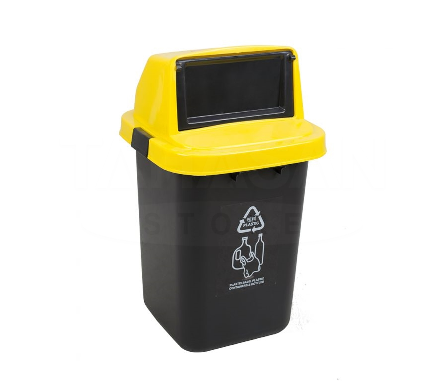 Felton - Dust Bin – 10 Gallon (W/Flip)
