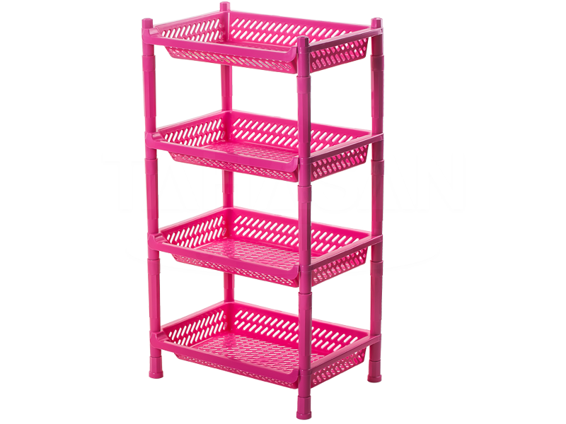 4  Tiers Multipurpose Rack