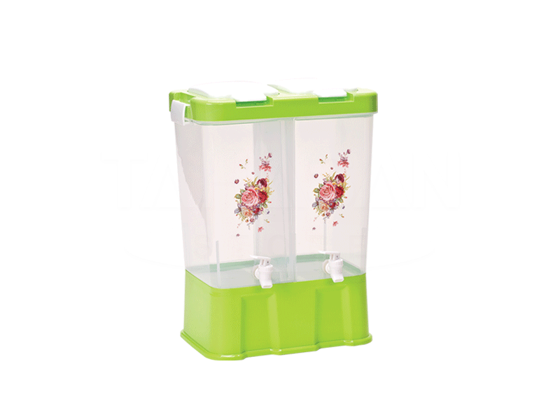 ( 20 Ltr ) Dual Compartment Water Dispenses