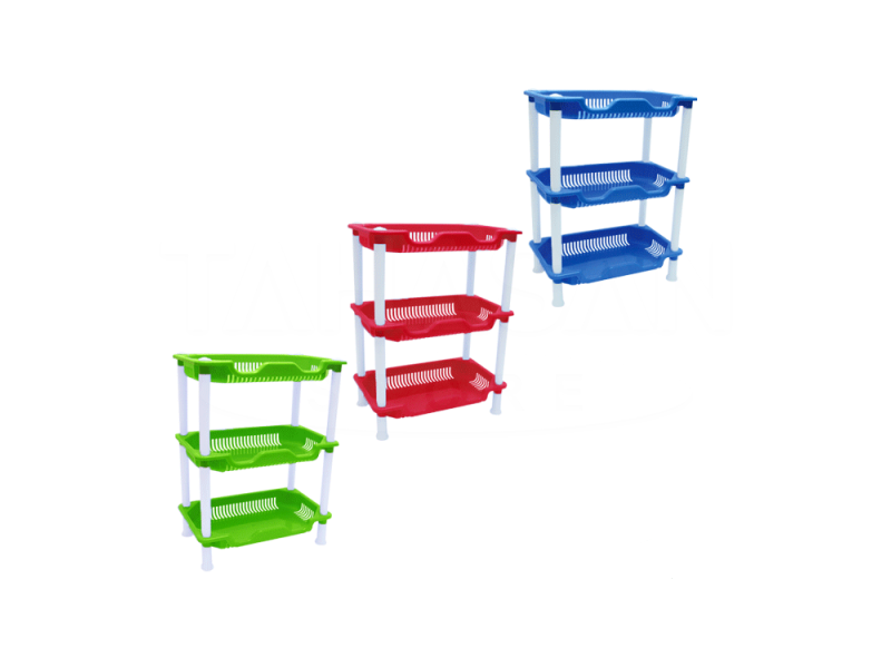 3 Layer Mini Rack