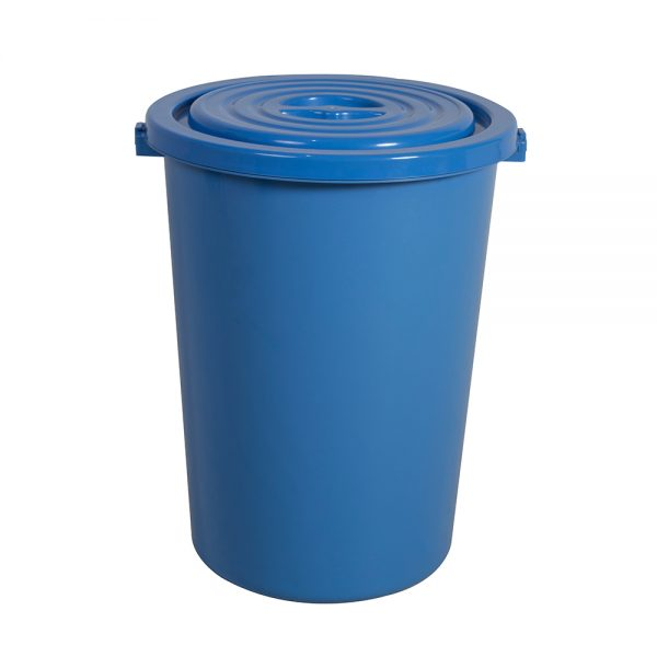 Heavy Duty Pail w/Cover 32Gal (Color)